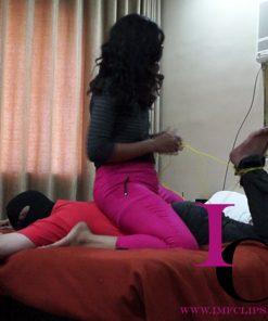 femdom caning