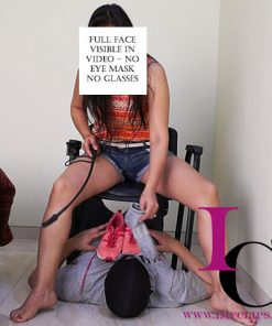 Socks Sniffing femdom