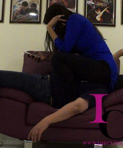 indian face sitting femdom