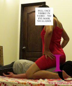 Intimate Feet Worship