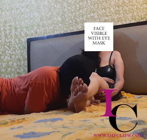 Foot Bitch For Maahi