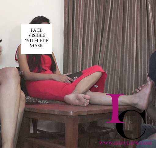 Foot Soles Licking Training