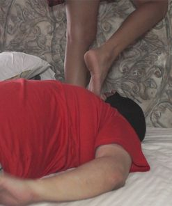 Foot Slave Of Wife